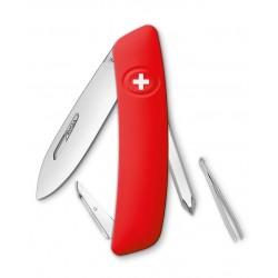 Нож перочинный SWIZA D02, красный