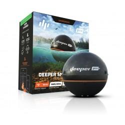 Эхолот DEEPER SONAR PRO+ (WI-FI + GPS)