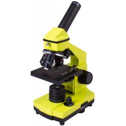 Микроскоп Levenhuk Rainbow 2L PLUS LimeЛайм